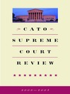Cato Supreme Court Review (eBook): 2003-2004
