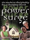 Power Surge (eBook): Six Marks of Discipleship for a Changing Church