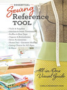 Essential Sewing Reference Tool (eBook): All-in-One Visual Guide, Tools & Supplies, Stitches & Seam Treatments, Ruffles & Bias Tape, Zippers & Buttonholes, Sewn Accessories, Home Dec, Garment Making, Sizing Charts for All Ages, & More!