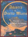 Adastra and Stella Maris (eBook): Poems by Frithjof Schuon
