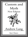 Custom and Myth (eBook)