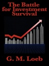 The Battle for Investment Survival (eBook)