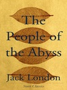 The People of the Abyss (eBook)