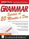 Grammar Success in 20 Minutes a Day (eBook)