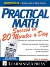 Practical Math Success in 20 Minutes a Day (eBook)