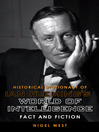 Historical Dictionary of Ian Fleming's World of Intelligence (eBook): Fact and Fiction