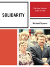 Solidarity (eBook): The Great Workers Strike of 1980