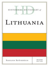 Historical Dictionary of Lithuania (eBook)