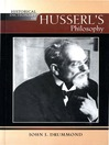 Historical Dictionary of Husserl's Philosophy (eBook)