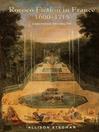 Rococo Fiction in France, 1600-1715 (eBook): Seditious Frivolity