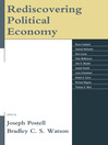 Rediscovering Political Economy (eBook)