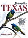 Birder's Guide to Texas (eBook)