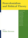 Postcolonialism and Political Theory (eBook)