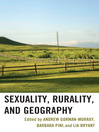 Sexuality, Rurality, and Geography (eBook)