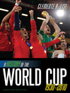 A History of the World Cup (eBook): 1930-2010