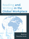 Reading and Writing in the Global Workplace (eBook): Gender, Literacy, and Outsourcing in Ghana