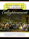 Historical Dictionary of the Enlightenment (eBook)