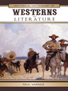 Historical Dictionary of Westerns in Literature (eBook)