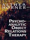 Psychoanalytic Object Relations Therapy (eBook)