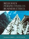 Religious Perspectives on Business Ethics (eBook): An Anthology