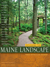 Designing the Maine Landscape (eBook)