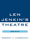 Len Jenkin's Theatre (eBook): Wonder and Heart