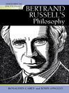 Historical Dictionary of Bertrand Russell's Philosophy (eBook)