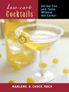 Low-Carb Cocktails (eBook): All the Fun and Taste without the Carbs