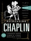 Refocusing Chaplin (eBook): A Screen Icon through Critical Lenses