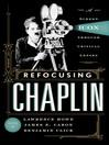 Refocusing Chaplin (eBook): A Screen Icon through Critical Lenses