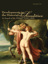 Developments in the Histories of Sexualities (eBook): In Search of the Normal, 1600–1800