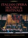 Italian Opera Houses and Festivals (eBook)