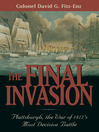 The Final Invasion (eBook): Plattsburgh, the War of 1812's Most Decisive Battle