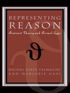 Representing Reason (eBook): Feminist Theory and Formal Logic