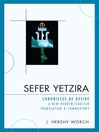 Sefer Yetzira (eBook): Chronicles of Desire