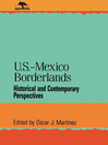 U.S.-Mexico Borderlands (eBook): Historical and Contemporary Perspectives