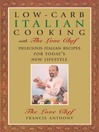 Low-Carb Italian Cooking (eBook): With the Love Chef