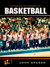 Historical Dictionary of Basketball (eBook)