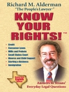 Know Your Rights! (eBook): Answers to Texans' Everyday Legal Questions