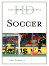 Historical Dictionary of Soccer (eBook)