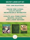 Golfer's eBook Gift Set (eBook): Classic golf stories from The Masters, Jack Nicklaus, Scotland, and beyond
