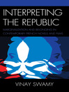 Interpreting the Republic (eBook): Marginalization and Belonging in Contemporary French Novels and Films