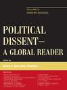 Political Dissent (eBook): A Global Reader; Vol. 2: Modern Sources