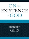 On the Existence of God (eBook)