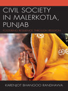 Civil Society in Malerkotla, Punjab (eBook): Fostering Resilience through Religion