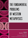 The Fundamental Problems of Western Metaphysics (eBook)