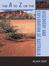The A to Z of the Discovery and Exploration of Australia (eBook)