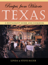 Recipes from Historic Texas (eBook)