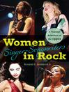 Women Singer-Songwriters in Rock (eBook): A Populist Rebellion in the 1990s