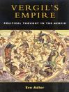 Vergil's Empire (eBook): Political Thought in the Aeneid